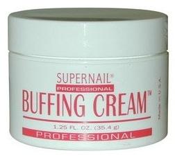 Buffing cream