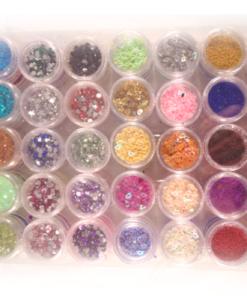 nail art decoratie set 80 stuks