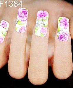 roze rozen sticker