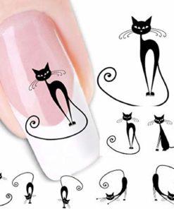 strip kat sticker
