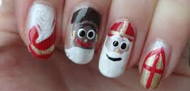Nagelproducten voor Sinterklaas