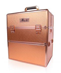 koffer rose gold XL